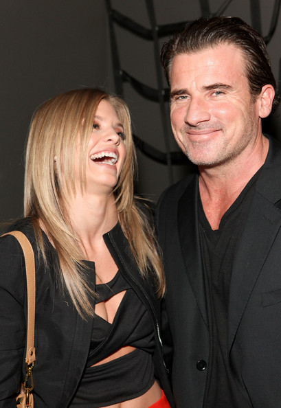 Dominic Purcell Actress AnnaLynne McCord and Dominic Purcell attend Eva Minge Spring Summer 2012 fashion show at Good Units at Hudson Hotel on September 10, 2011 in New York City.