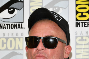 Dominic Purcell Comic-Con International 2018 - 'DC's Legends Of Tomorrow' Press Line