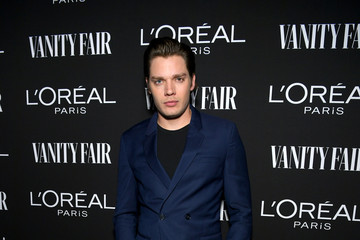 Dominic Sherwood Vanity Fair And L'Oréal Paris Celebrate New Hollywood