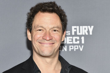 Dominic West Heavyweight Championship Of The World 'Wilder vs. Fury' Premiere - Arrivals