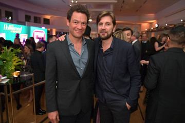 Dominic West The Hollywood Reporter 6th Annual Nominees Night - Inside