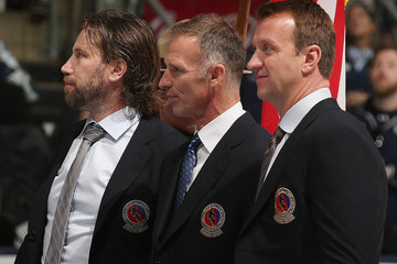 Dominik Hasek 2014 Hockey Hall Of Fame - Legends Classic