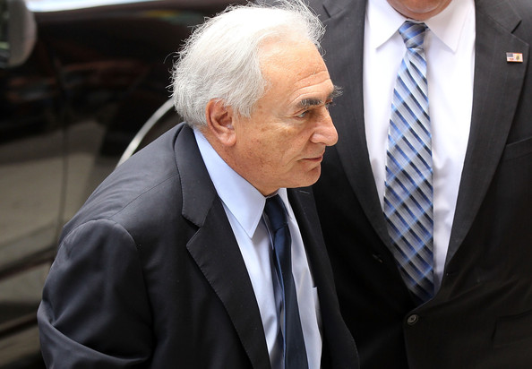 Dominique Strauss-Kahn Appears At Arraignment Hearing In Sexual Assault Case