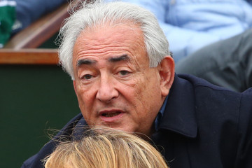 Dominique Strauss-Kahn 2013 French Open - Day Fifteen