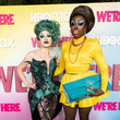 """Domino Los Angeles Premiere Of Season 2 Of HBO's Unscripted Series """"WE'RE HERE"""""""