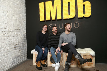 Don Argott The IMDb Studio at the 2018 Sundance Film Festival - Day 2