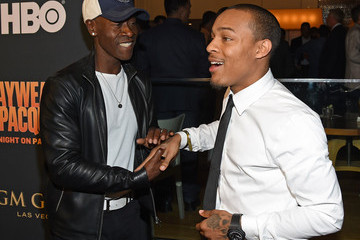 Don Cheadle SHOWTIME and HBO VIP Pre-Fight Party For 'Mayweather VS Pacquiao'
