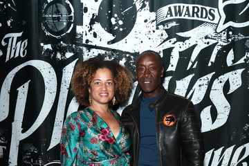 Don Cheadle Bridgid Coulter Players' Night Out 2019 Hosted By The Players' Tribune