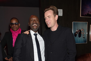 Don Cheadle Ewan McGregor The Cinema Society with Ketel One and Robb Report Hosts a Screening of Sony Pictures Classics' 'Miles Ahead' - After Party
