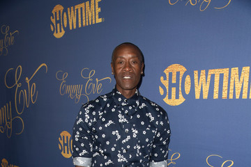 Don Cheadle Showtime Emmy Eve Nominees Celebration - Red Carpet