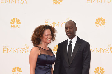 Don Cheadle Arrivals at the 66th Annual Primetime Emmy Awards — Part 2