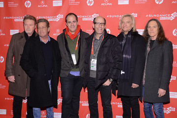 """Don Henley Joe Walsh """"History of the Eagles"""" Premiere and Q&A - 2013 Park City"""