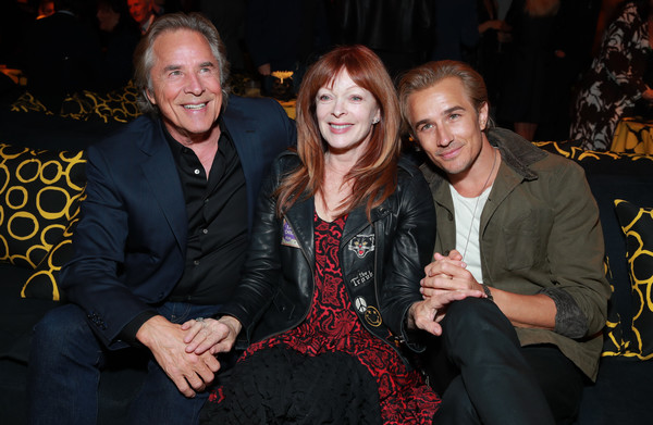 "Premiere Of HBO's ""Watchmen"" - After Party [watchmen,social group,event,fashion,fun,smile,fashion design,jesse johnson,don johnson,frances fisher,l-r,hbo,party,premiere,party,premiere]"