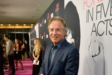 Don Johnson Premiere Of HBO's 'Jane Fonda In Five Acts' - Red Carpet
