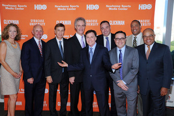 """Don McPherson Syracuse University Special Screening Of The HBO Documentary """"GLICKMAN"""""""