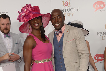 Donald Driver Moet & Chandon Toasts The 140th Kentucky Derby