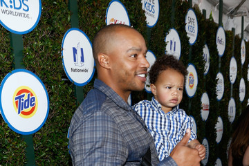 Donald Faison Safe Kids Day Presented By Nationwide 2015
