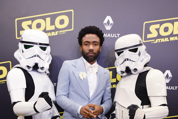 Donald Glover 'Solo: A Star Wars Story' Party At The Carlton Beach