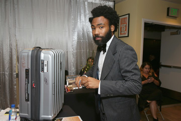 Donald Glover Backstage Creations Giving Suite At The 70th Emmy Awards - Day 2