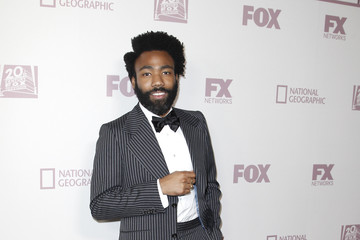 Donald Glover FOX Broadcasting Company, FX, National Geographic And 20th Century Fox Television 2018 Emmy Nominee Party - Arrivals