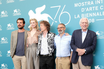 Donald Sutherland Claes Bang 'The Burnt Orange Heresy' Photocall - 76th Venice Film Festival - The 76th Venice Film Festival