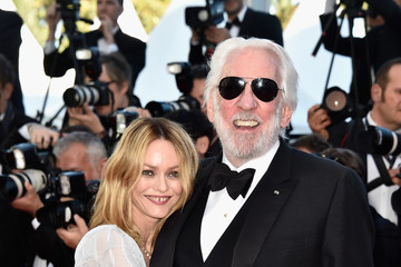 Donald Sutherland 'The Last Face' - Red Carpet Arrivals - The 69th Annual Cannes Film Festival