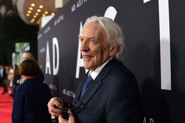 Donald Sutherland Premiere Of 20th Century Fox's 'Ad Astra' - Red Carpet