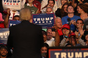 Donald Trump Campaigns in Fort Lauderdale