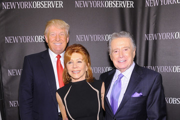 Donald Trump The New York Observer Re-Launch Event