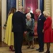 Donald Trump - US President HM The Queen Hosts NATO Leaders At Buckingham Palace Banquet