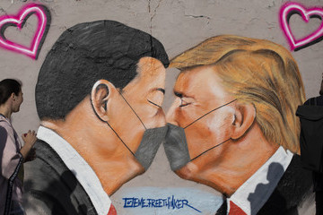 Donald Trump Xi Jinping European Best Pictures Of The Day - April 26