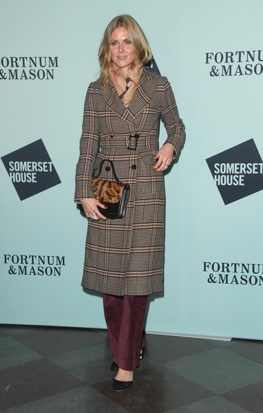 Skate At Somerset House With Fortnum And Mason VIP Launch - Red Carpet Arrivals