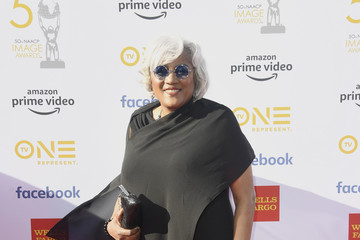 Donna Brazile 50th NAACP Image Awards - Arrivals