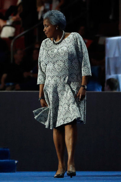 Donna Brazile - Democratic National Convention: Day Two