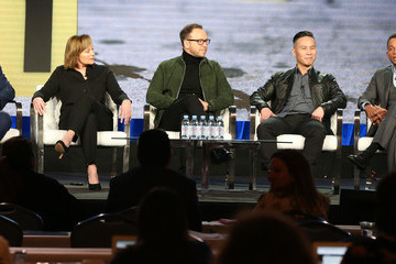 Donnie Wahlberg 2019 Winter TCA Tour - Day 14
