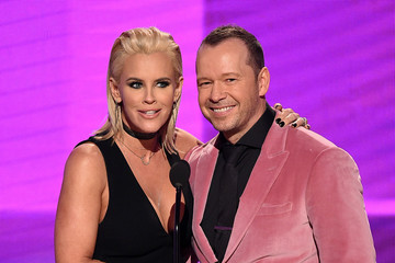 Donnie Wahlberg 2016 American Music Awards - Show