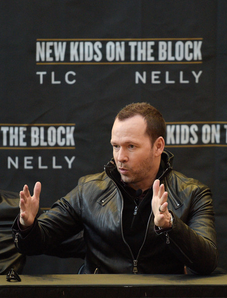 New Kids on the Block Press Conference []
