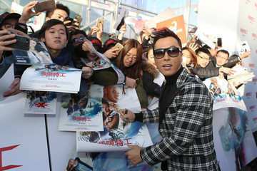 Donnie Yen 'xXx: Return Of Xander Cage' - Press Conference Red Carpet