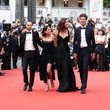 Doria Tillier 'Invisible Demons' Red Carpet - The 74th Annual Cannes Film Festival