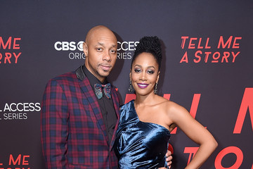 Dorian Missick CBS All Access' 'Tell Me A Story' New York Premiere