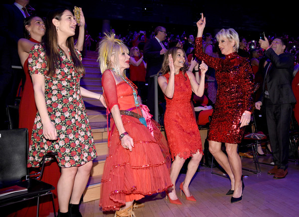 Woman's Day Celebrates 17th Annual Red Dress Awards - Inside
