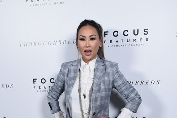 Dorothy Wang Premiere Of Focus Features' 'Thoroughbreds' - Arrivals