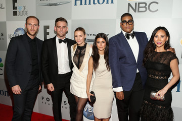 Dorothy Wang Morgan Stewart Universal, NBC, Focus Features, E! Entertainment - Sponsored By Chrysler And Hilton - After Party