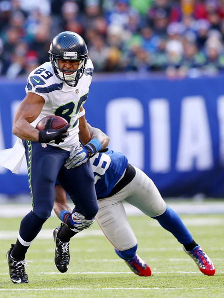 Doug Baldwin - Seattle Seahawks v New York Giants