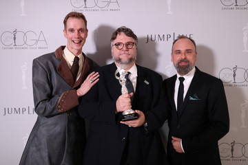 Doug Jones 20th CDGA (Costume Designers Guild Awards) - Backstage and Green Room