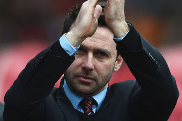 Dougie Freedman Nottingham Forest v Watford - The Emirates FA Cup Fourth Round