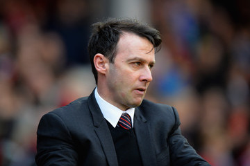 Dougie Freedman Nottingham Forest v Queens Park Rangers - The Emirates FA Cup Third Round