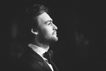 Douglas Booth EE British Academy Film Awards - Alternative View