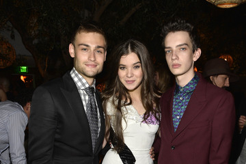 Douglas Booth Hailee Steinfeld 'Romeo and Juliet' Afterparty in Hollywood