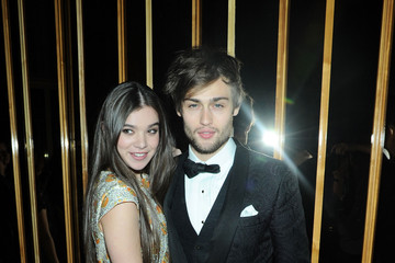 Douglas Booth Hailee Steinfeld CFDA Fashion Awards Afterparty